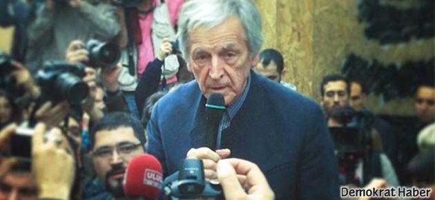Costa Gavras'tan Başbakan Erdoğan'a çağrı