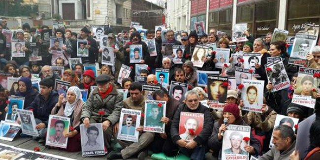 Cumartesi Anneleri, gözaltında kaybedilen kadınların akıbetini sordu