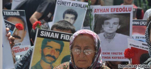 Cumartesi Anneleri ve Gezi eylemcileri bir arada