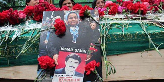 Cumartesi Annesi Kiraz Şahin'i dava arkadaşları uğurladı: 'Mücadeleni sürdüreceğiz'
