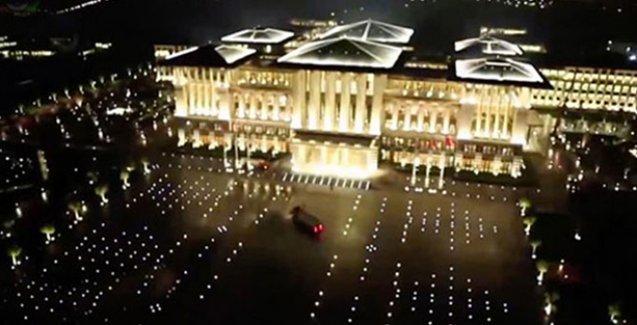 Cumhurbaşkanlığı Sarayı'ndaki polis sayısı İspanya basınında