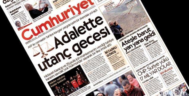 Cumhuriyet Gazetesi'nden Nihat Genç'e sert yanıt