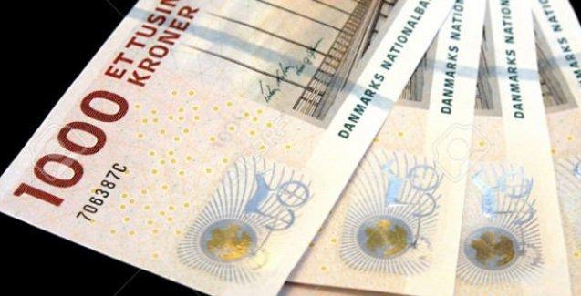 Danimarka'da para kullanımı sona eriyor