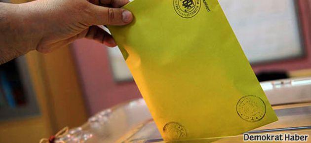 Dar bölge seçim sistemi AKP'ye yarıyor