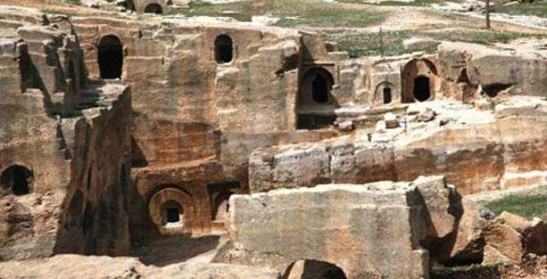 Dara Harabeleri'nde Babil ve Pers izleri