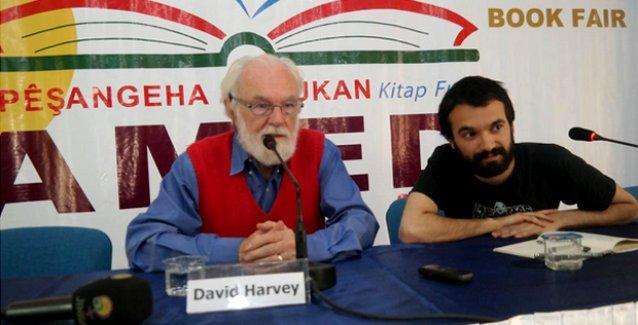 David Harvey: Akıllı olanlar 'Mantıklı Olma Partisi'ne katılır