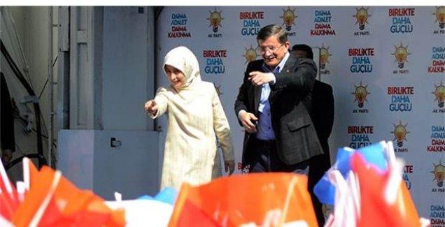 Davutoğlu: CHP Marksist, HDP de milletin diniyle diyanetiyle uğraşıyor