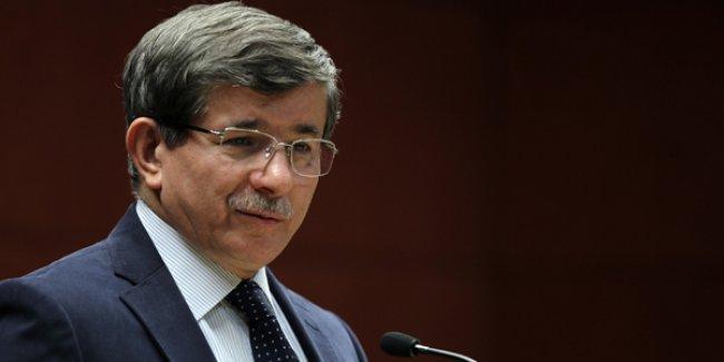 Davutoğlu'ndan Demirtaş ve Kılıçdaroğlu'na: 'Demokrasi kargaları'