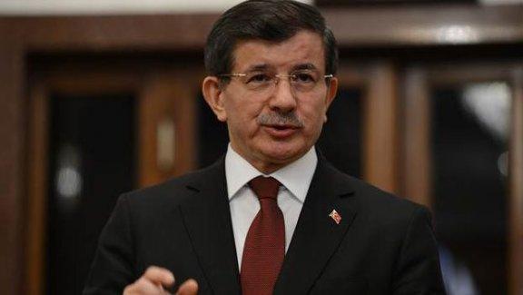 Davutoğlu HDP'ye saldırıyı kınadı