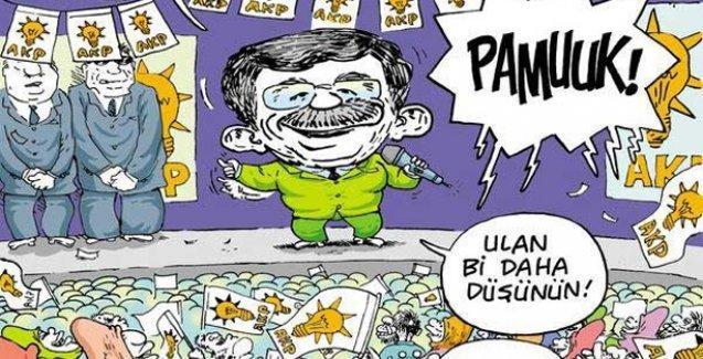 Davutoğlu'nun mitingleri Leman'ın kapağında