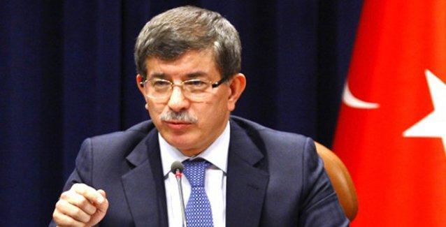 HDP'yle görüşme sonrası Davutoğlu'ndan açıklama