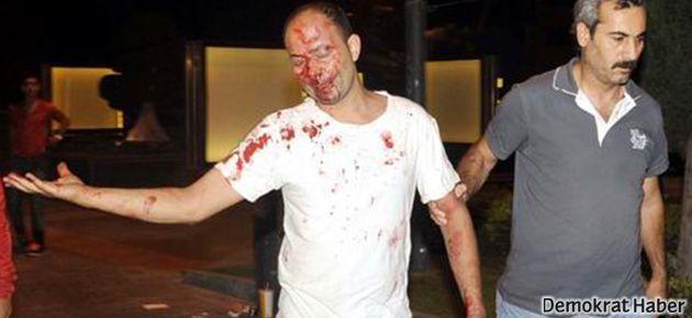 Dayakçı kocaya Gezi eylemcilerinden dayak