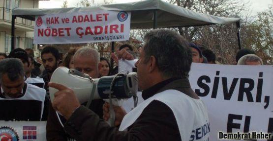 DEBA işçileri CHP'ye seslendi