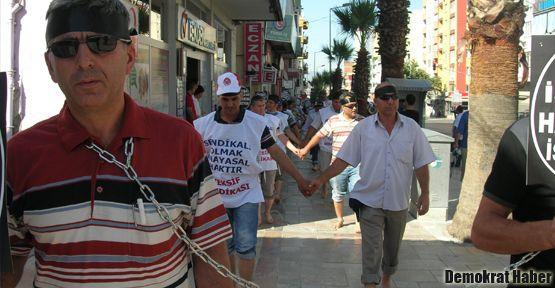 DEBA işçileri Sivas Katliamı'nı unutmadı