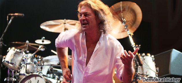 Deep Purple: Kuzey Kıbrıs'a gidiyoruz