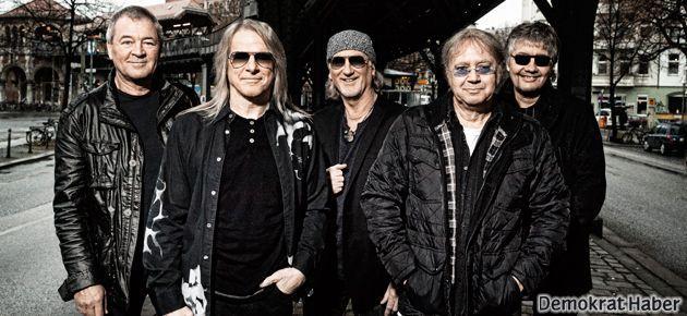 Deep Purple'dan yeni albüm
