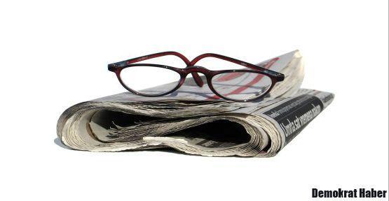 Deklarasyoncu gazeteler tepetaklak