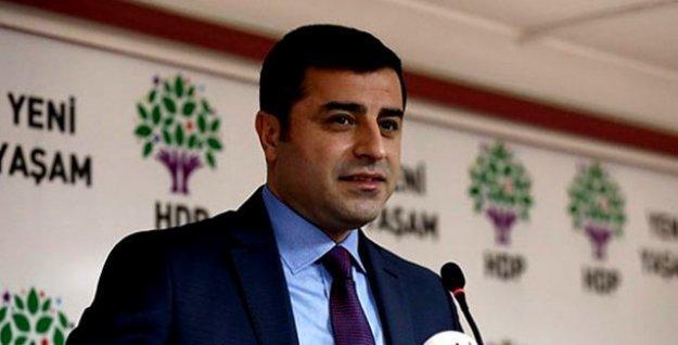Demirtaş: Akıncı, Kıbrıs Cumhurbaşkanı seçildiği gün 'bizimki' ile tanıştı, kusura bakmasın
