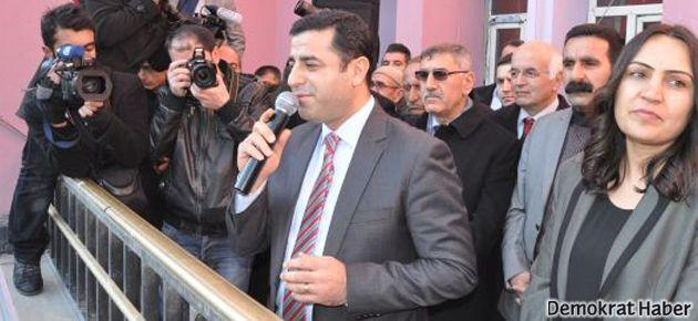 Demirtaş: AKP ile Cemaat ittifakının sonuna gelindi