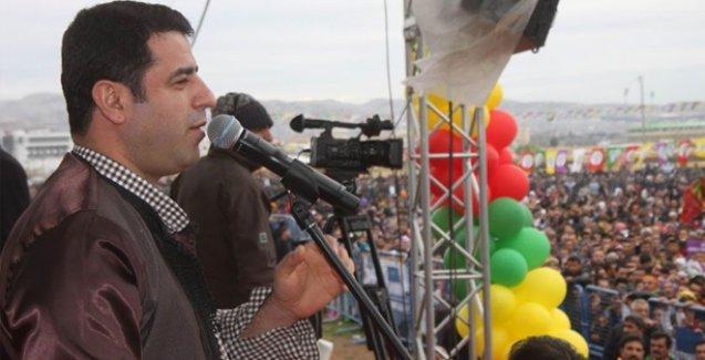 Demirtaş: AKP'nin bize sunacağı hiçbir barış yok
