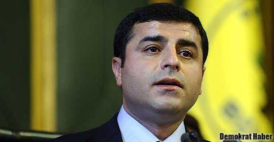 Demirtaş: AKP rant koalisyonudur