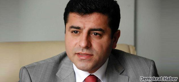 Demirtaş: Travma geçiren Ankara'daki siyasetçiler!