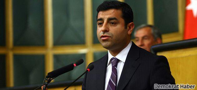 Demirtaş BDP'nin oy oranını açıkladı