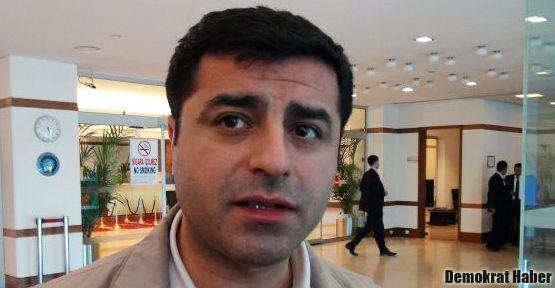Demirtaş: Bizi Öcalan'ın açıklaması bağlar, AKP'nin değil