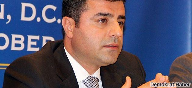Demirtaş: Diyarbakır, Barzani'nin evidir!
