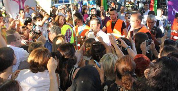Selahattin Demirtaş'tan Erdoğan'a yanıt