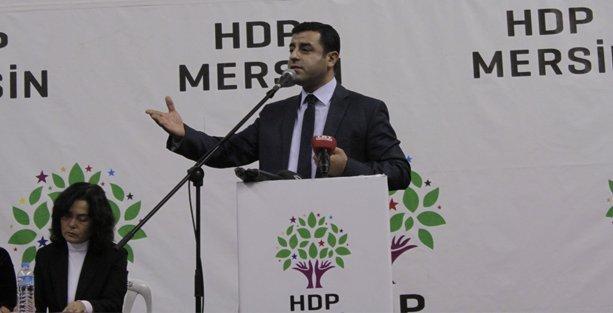 Demirtaş: HDP Başbakan'dan bir şey istemiyor artık, HDP başbakanlığı istiyor
