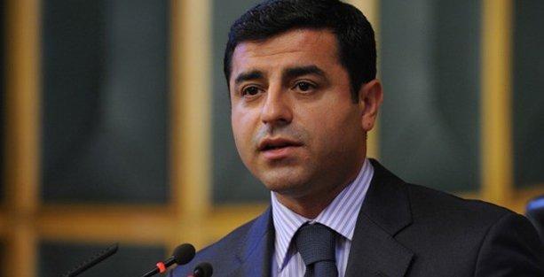 Demirtaş: Hükümetin parlamento üzerinde baskı oluşturduğu görülmüştür