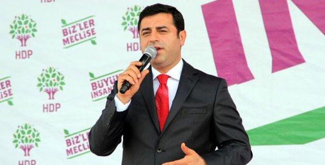 Demirtaş HDP'nin oy oranını açıkladı, 'Barajı geçemezsek görevi bırakırım' dedi