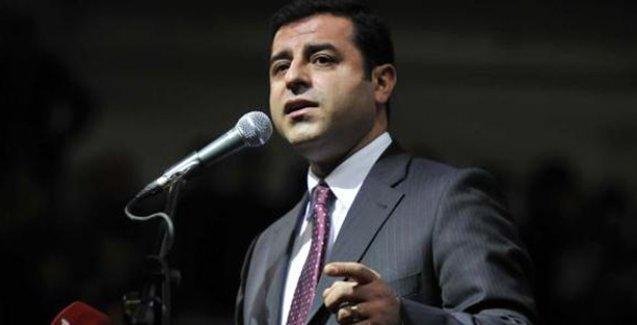 Demirtaş: HDP'ye oy vermeyen Kürtler de  Ermeni Soykırımı'yla yüzleşmek istiyor