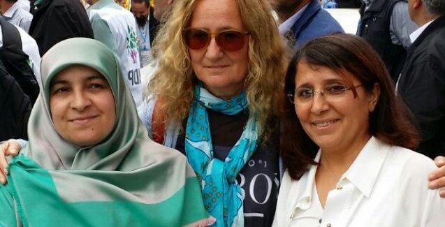 'Demirtaş kadınların eril zihniyetten kurtuluşunun rol modeli oluyor'