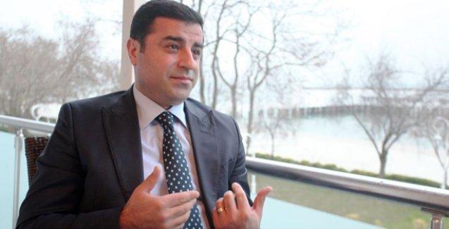 Demirtaş'tan Erdoğan'a gönderme: 'Biraz az sigara için gençler'