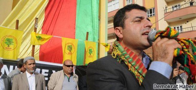Demirtaş: Kendisi de Alevi Kürt, ama anadilde eğitime karşı