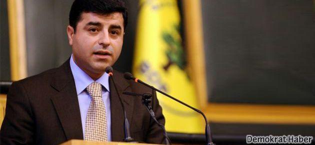 Demirtaş: Kürdistan komşunuz olacak diye...