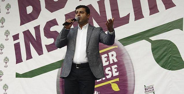 Demirtaş Mersin'de konuştu: Mesajını aldık, seni halen başkan yaptırmayacağız