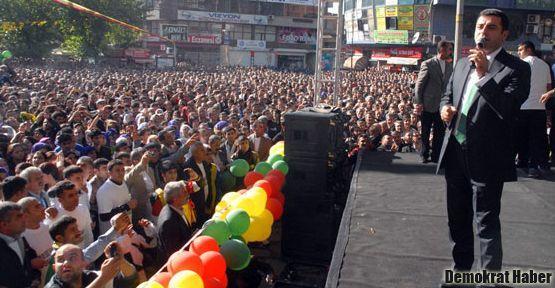Demirtaş: Öcalan'ın Diyarbakır'a gelmesini istiyoruz!