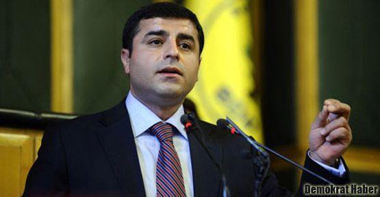 Demirtaş: Öcalan'la görüşme olumlu geçti