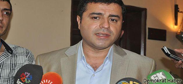 Demirtaş: PKK çekilmeyi durdurmadı