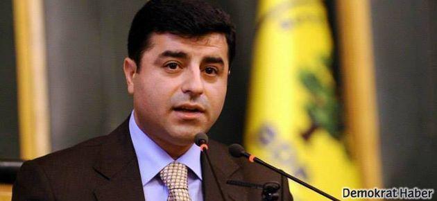 Demirtaş: Şaibeler Başbakan ve MİT üzerinde