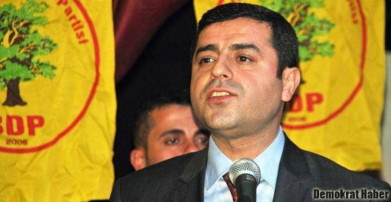 Demirtaş: Size zorla Kürtçe öğretselerdi ne yapardınız?