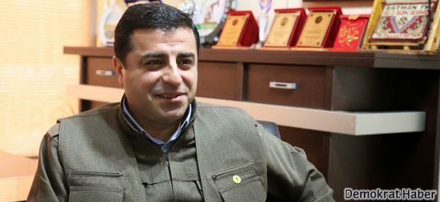Demirtaş: Süreci bitirecek açıklama Öcalan'dan gelir