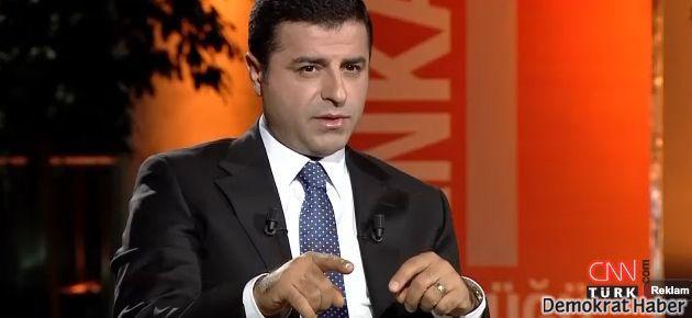 Demirtaş: Ulus devlet Kürtler için de çözüm değildir!