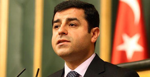 Demirtaş'ın banka hesabı iptal edilmemiş