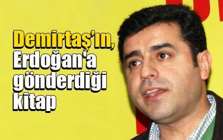 Demirtaş'ın, Erdoğan'a gönderdiği kitap