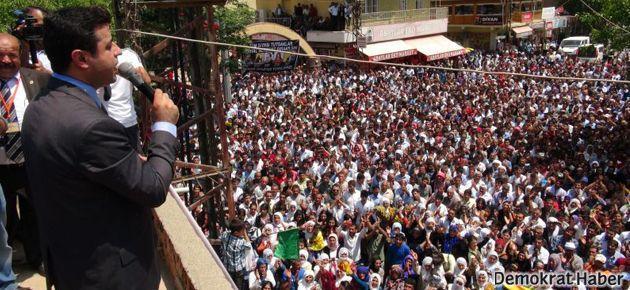 Demirtaş'tan Arınç'ın PKK ile ilgili sözlerine tepki