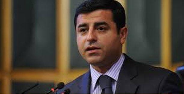 'Demirtaş'tan binlerce kez özür diliyorum'